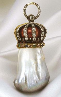 Жемчужина Хоуп (Надежда). Знаменитый драгоценный камень